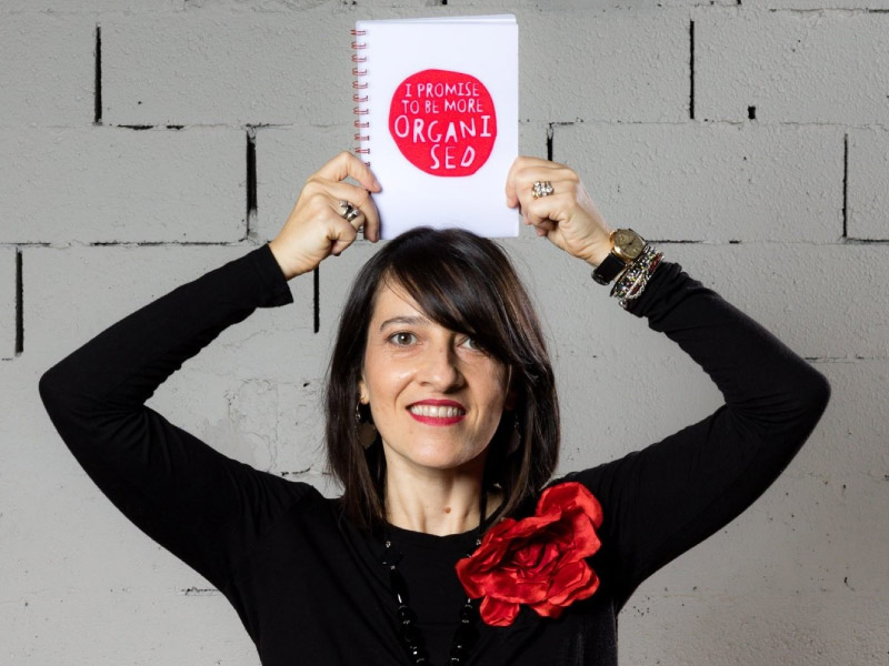 Irene Novello Professional Organizer funorganize